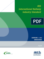 international railway industry standard