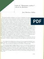 Martinez - Evaporacion Concepto Monarquia