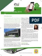 En HaynesPro Newsletter 20140912