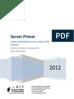 Server Primer 2012