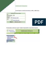 Implantação do Sistema Nacional de Gerenciamento de Produtos Controlados - CADASTRO DE EMPRESAS
