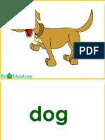 Animals Farm Cards FFFBUN