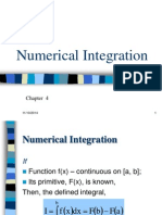 Numerical Integration Eng
