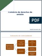2013 Trading de derechos de emisión de CO2