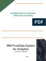 About IBM Netezza