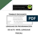 Trabajao Lenguaje de Programacion.doc
