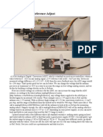 Arduino - Auto Range Analog Input