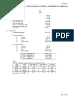 Cálculo de Cuantía Para Elementos de Hormigon