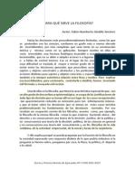 Para qué sirve la Filosofía.pdf