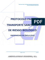 Protocolo Transporte Riesgo Biologico Rev3