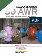 Ross_Catalogo Válvula de Altitud_Modelo 30AWR