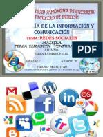 7.- Redes Sociales