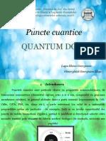 Punctele cuantice