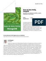Bases de Datos Nosql Mongodb