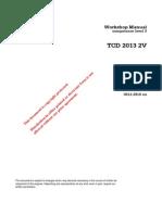 Deutz 2013 TCD 2V Workshop Manual Level3