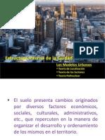 Estructura Interna de La Ciudad