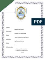 TIPOS Y FUNCIONAMIENTO DE CALDEROS