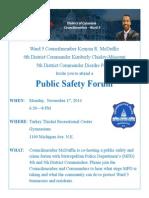 11-17-14 Public Safety Summit