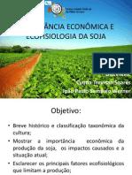 Importância Econômica e Ecofisiologia Da Soja (1)
