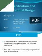 SIL Verification and Conceptual Design