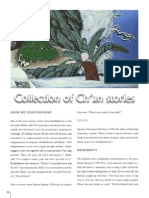 Collection of Ch'an Stories