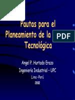 El Planeamiento Tecnológico.pdf