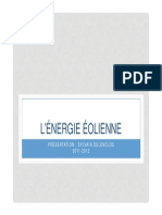 Cours Eoliennes 2011-2012