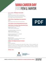 Programa Career Day - Universidad Mayor