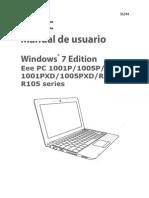 Manual del Asus Eee Pc