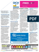Pharmacy Daily for Tue 11 Nov 2014 - Tas pharmacy model in China, SHPA MA transparency call, E-cig laws would end confusion, PBA prescribing work, and much more