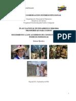Informe Seguimiento Avance Acuerdos PND 2010-2014_Pueblos Indigenas_corte Septiembre 2012