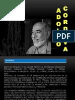 Arq. Adolfo Cordova