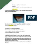 Análisis de Fractura Macrofractografia 1