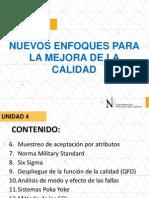 Herramientas de Calidad Six Sigma, AMEF, QFD, 5s
