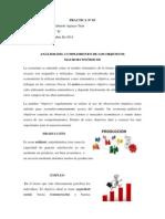 Análisis del cumplimiento de los objetivos macroeconómicos