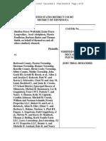U.S. District Court complaint