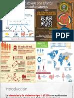 Los FAHFA's como lípidos con efectos antidiabéticos & antinflamatorios.pdf