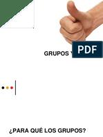Grupos y Equipos(CLASE 5)