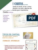 Cartas Formales e Informales