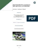 Informe ELECTRONICA ANALOGICA y DIGITAL grupo 1 AUTOMOTRIZ grupo B de laboratorio..docx