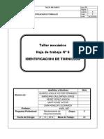 Informe Identificacion de Tornillos