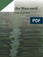 Derecho Mercantil - Jaime Acevedo Balcorta