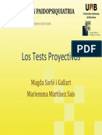 Tests Proyectivos