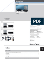 SilverCrest KH 2131 User Manual - English