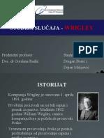 Studija slucaja-Wrigley
