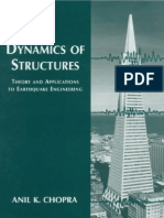 Dynamics of Structures Theory and Applications to Earthquake Engineering 1995