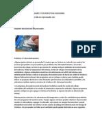 Fallas en Microprocesadores y Sus Respectivas Soluciones