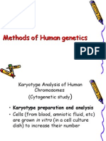 Methods of Human Genetics