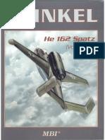 Heinkel He 162 Spatz (Volksjäger)