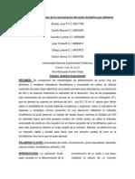 Informe de PHmetria
